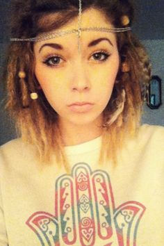 Girl Short Dreads The life of mindi