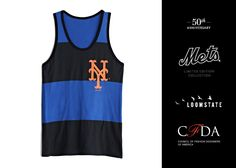 @Loomstate 321 for CFDA x NY Mets.    Available on Edition 01.com