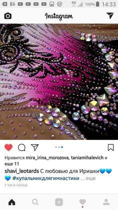 Rhythmic Gymnastics Leotards, Ballroom Dress, Acro, Couture, Figure Skating, Sewing, Sports, Pink, Beautiful