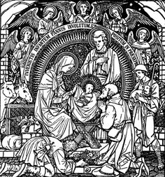 Feast of the Nativity. December 25.