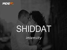 shiddat (Urdu)