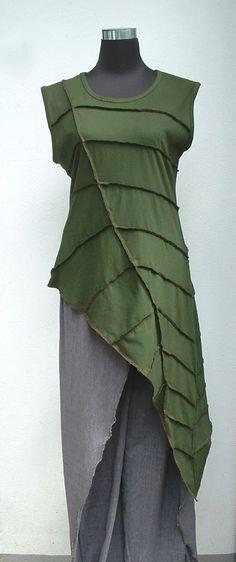 Leaf-inspired!