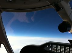Citation bravo way high up. I think we were at 43000. What's the highest you've been?