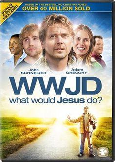 WWJD what would Jesus do? John Schneider is my favorite actor.