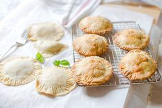 Empanadillas de lentejas y pesto | #Receta de cocina | #Vegana - Vegetariana ecoagricultor.com