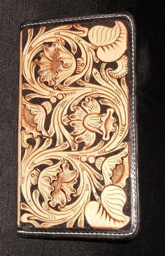 Miscellaneous | Double U Leather Leather Carving, Leather Art, Leather Books, Custom Leather, Tooled Leather, Small Leather Wallet, Handmade Leather Wallet, Wallets For Women Leather, Leather Tooling Patterns