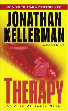 Therapy (Alex Delaware, #18)  by Jonathan Kellerman