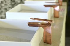 #GattoniRubinetteria presents the new line #Boomerang in old brass at the #MaterialsVillage #FuoriSalone
