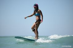 Surfing in Central Luzon