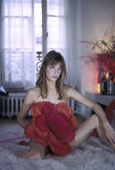 Jane Birkin by Giancarlo Botti