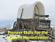 The Modern 21st Homesteader strives for independence and self-sufficiency.  Here are 46 Pioneer Skills for the Modern Homesteader.