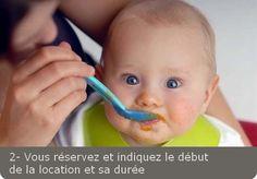 Location de matériel de bébé à Paris, Lyon, Marseille et autres villes…
