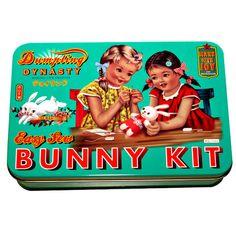 dumpling dynasty easy sew bunny kit