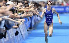 Milwaukee JournalSentinel July 2016 Gwen Jorgensen of Waukesha, the world's dominant female triathlete, will compete for Team USA in Rio.