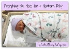 Be prepared for your newborn with this list of baby essentials. Learn what you need for the baby and how you can save money buying items for your new baby. Newborn Necessities List, Baby Checklist Newborn, Baby Essential List, Baby Care App, Baby Lernen, Storing Baby Clothes, Baby Ariel, Baby Supplies, Baby Models