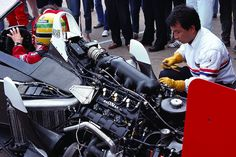 Ayrton Senna McLaren - Honda 1988 #F1 #Senna #McLaren