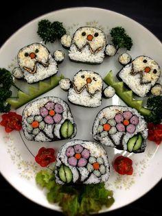 M's Kitchen-飾り巻き寿司教室-