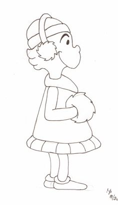 whoville houses coloring pages - whoville character