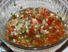 Recetas de cocina fáciles y ricas: Receta de Salsa Criolla