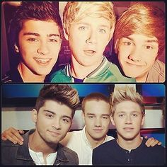 OMG IM CRYING!!!! JUST LOOK AT HOW MUCH THEY'VE CHANGED!!!