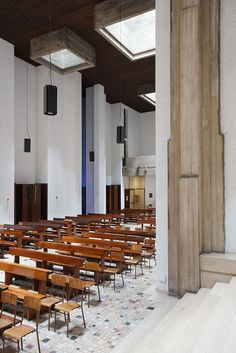 Brutalist Basilica by Architectural Historian, via Flickr