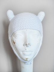 Ravelry: Finn Hat (Adventure Time) Crochet Pattern pattern by Lilana Wofsey Dohnert