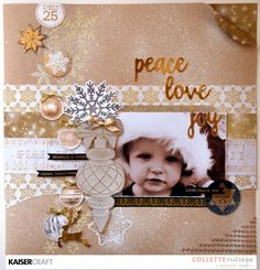 dsc_0474 Scrapbook Page Layouts, Scrapbook Pages, Page Scrapbooking, Christmas Themes, Christmas Layout, Christmas Scrapbook, General Crafts, Creating A Blog, Ink Pads