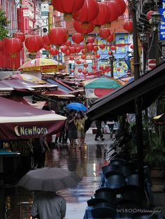 Best Holiday Spot In Singapore:Chinatown