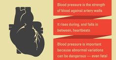 1. What does blood pressure mean?