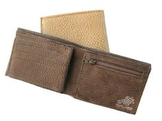 COCOA BROWN  a small sized wallet for men by AmielLeatherDesign, $45.00