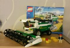 LEGO City No. 7636 - combine harvester complete with figure and instructions | eBay!