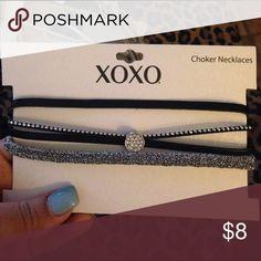 Crocker set Brand new never used XOXO Jewelry Necklaces