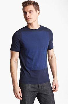 Z Zegna Print Graphic T-Shirt