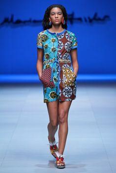 Marianne Fassler @ Mercedes-Benz Cape Town Fashion Week 2014 | FashionGHANA.com (100% African Fashion)
