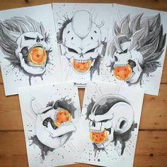 I want the buu tattoo