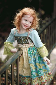 Morning Randomness » Matilda Jane Clothing Rocks    This sweet girl reminds me of the friendships I've gained with MJ. Love her, and her mama!    #matildajaneclothing , #MJCdreamcloset