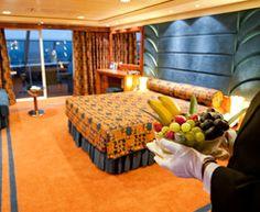 MSC Yacht Club Suite Dreamscape Travel Group (224) 265 0197 @DreamscapeTravelGroup #yachtclub #vacationgetaways www.dreamscapetravelgroup.com
