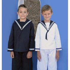 Sailor Suit DER FESCHE FERDL Classic Edition Matrosenanzug