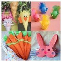 Favorite Easter Crafts