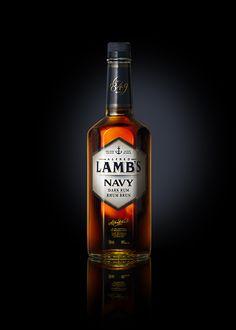 Lamb's Rum wins a 2016 Creativity International Award - Beverage Packaging Design Beverage Packaging, Beverages, Drinks, Design Awards, Whiskey Bottle, Rum, Packaging Design, Liquor, Graphic Design