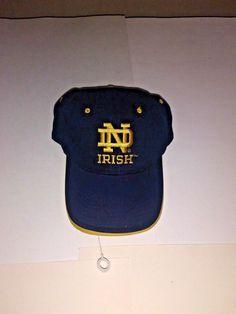 low priced 2f50b eeb06 Notre Dame Fighting Irish Snapback Hat  NotreDameFightingIrish Notre Dame,  Fighting Irish, Baseball Hats