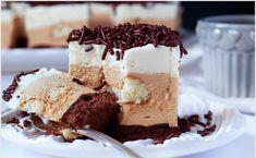 Ciasto lodowiec - I Love Bake Poke Cakes, Lava Cakes, Fudge Cake, Brownie Cake, Custard Cake, Gingerbread Cake, Oven Baked, Toffee, Cake Cookies