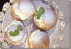 Cuochi per caso...o per forza!!: Brioches con crema al limone da La Prova del Cuoco...