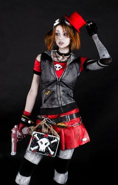 gaige borderlands 2 cosplay by RainJuneCosplay.deviantart.com on @deviantART