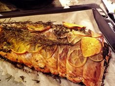 Fish Recipes, My Recipes, Hungarian Recipes, Xmas, Christmas, Salmon, Seafood, Pork, Food And Drink