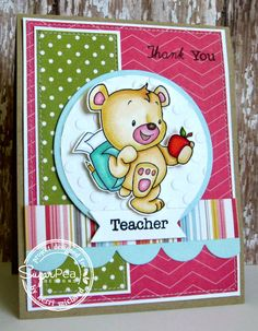 SugarPea Designs - Teacher's Pet by Kerri Michaud