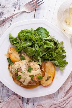 Save the recipe! Apple Chicken, Best Dishes, Curry Powder, Chicken Seasoning, Apple Recipes, Recipe Of The Day, Salmon Burgers, Avocado Toast, Tasty