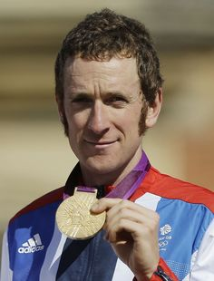 Tour De France winner and Olympic gold medalist Sir Bradley Wiggins. The thing I love about him apart from his amazing talent on the bike is the fact he is his own man he doesn't change for anyone. You think he is a prick that's your business he just keeps on going and winning. #SirBradleyWiggins #Hero