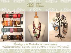 Miss Tesoros en Adelita Market