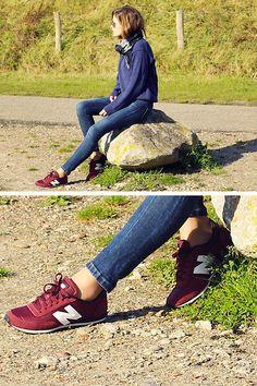 New Balance Sneakers, Zara Jeans Nb Sneakers, Sneakers Looks, Jeans And Sneakers, Sneakers Fashion, Fashion Shoes, Classic Sneakers, New Balance Outfit, New Balance Sneakers, New Balance Shoes